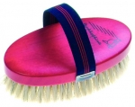 Horse Head - and Body Brush small pink
