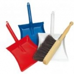 Childrens Hand Brush and Dustpan Set