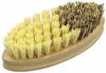 Vegetable Brush natural fibers