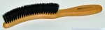 Hat Brush black bristles